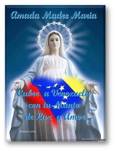PEDIR BENDICION POR VENEZUELA