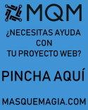 Masquemagia, consultoría Web